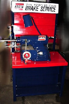 brake lathe, used, reconditioned, automotive service, tools,