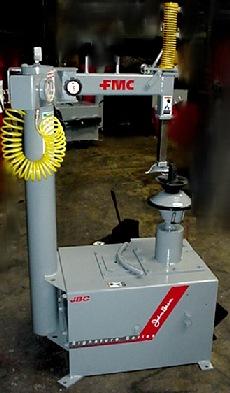fmc tire machine 8600