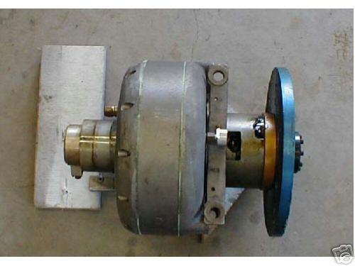 Water Brake Dynamometer Torque Meter : Dynomometer dyno used gopower go power mustang land