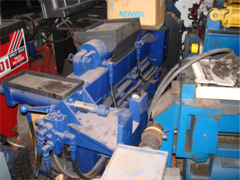 Used Or Reconditioned Exhaust Bender >> Exhaust Pipe Bender Used Pipe Bender Muffler Pipe Bender