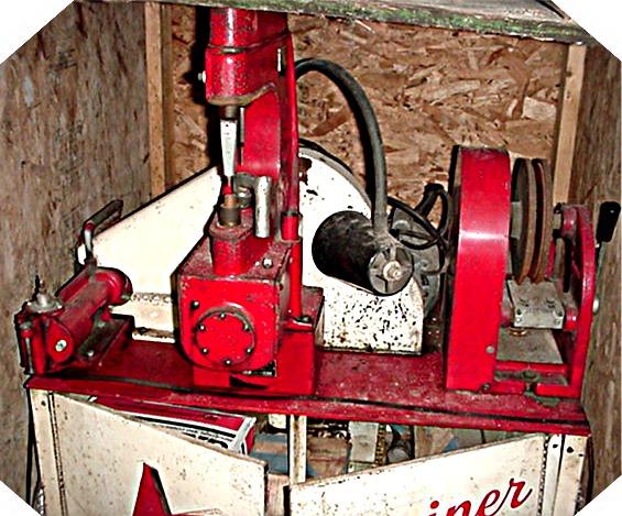 Brake Shoe Grinder Brake Shoe Rivet Clutch Rivet