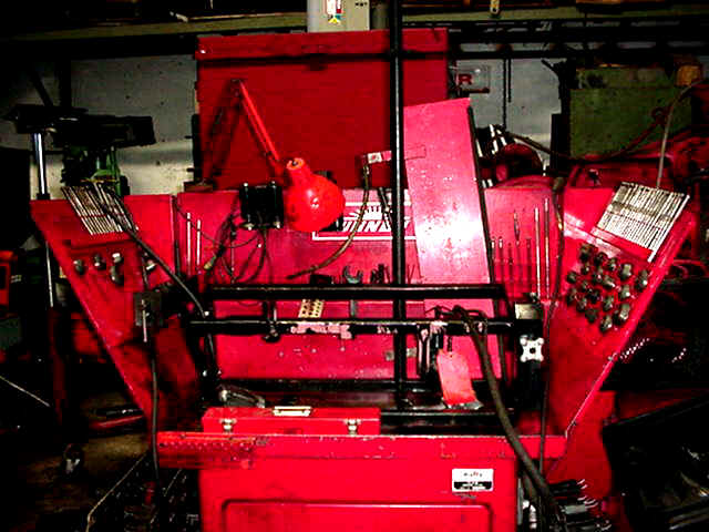 all states machine repair