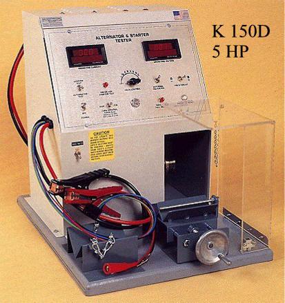 Alternator Starter Rotor Tester