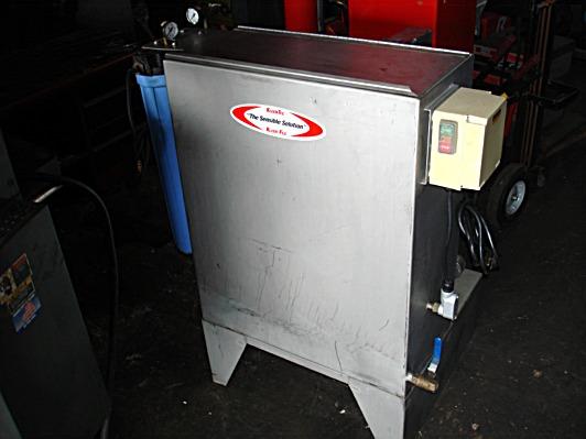 Radiator antifreeze recycler, flush and fill