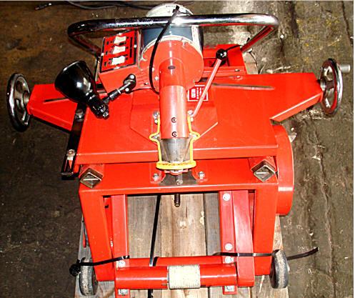 amermac tire truing machine