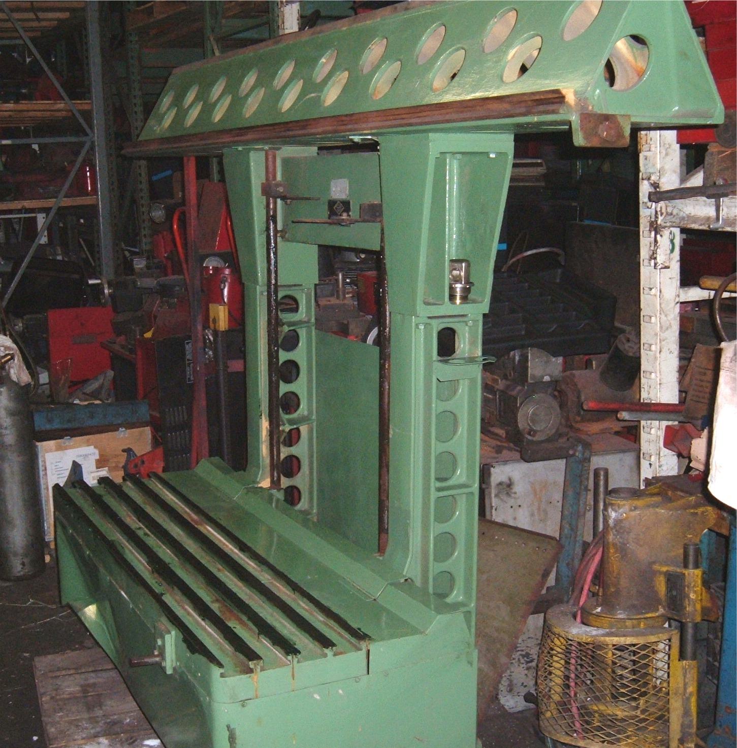 tobin arp line bore machine in g